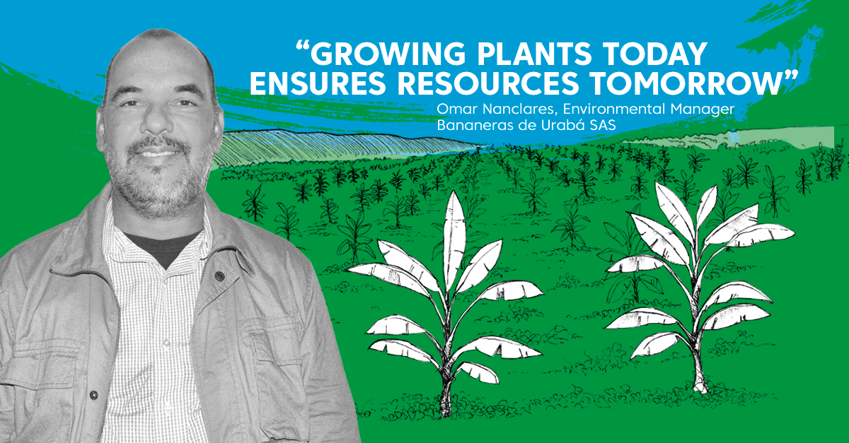 Growing plants today ensures resources tomorrow