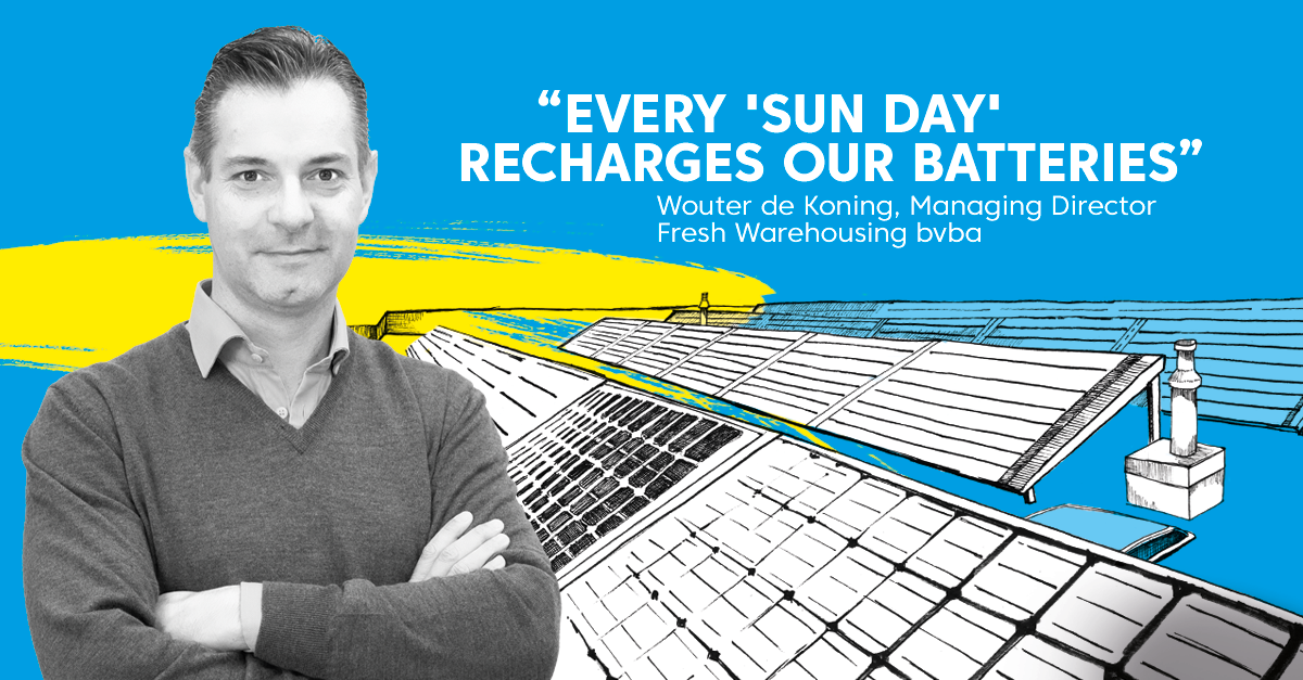Every 'sun day' recharges our batteries